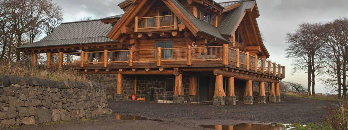 Darrel Young Log Cabin Makeover